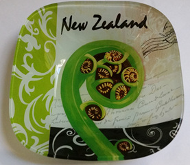 New Zealand Frond Bowl