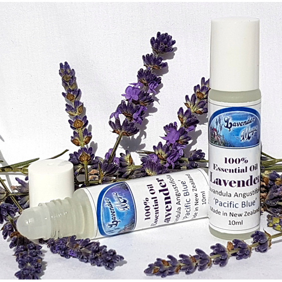 New Zealand Lavender essential oil, by Lavender Magic