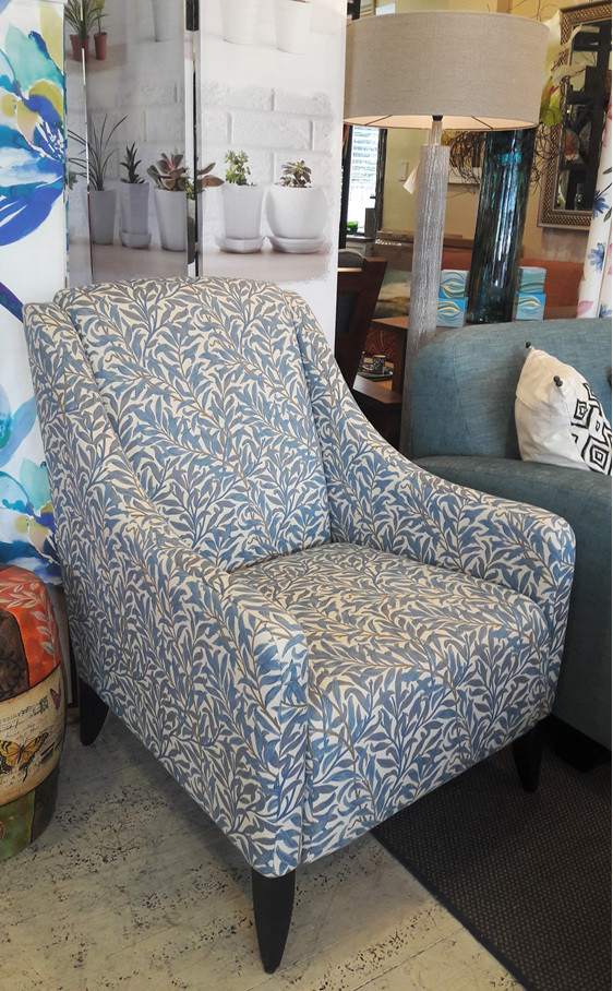 New Zealand Made to order Saffa Chair Upholstery
