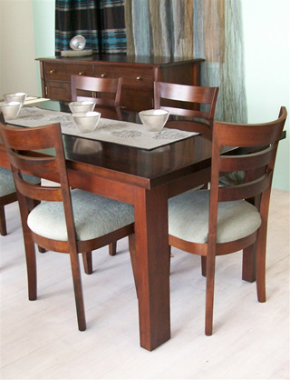 Lotus Rectangle Dining Table