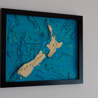 3d Map Of New Zealand.Home The Furnace Limited