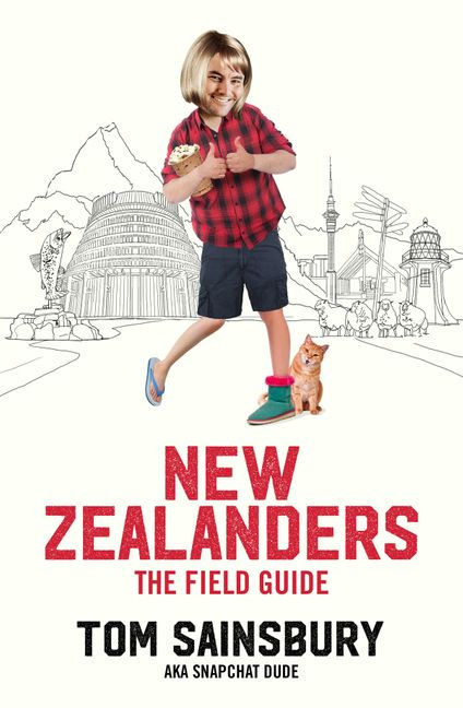 New Zealanders: The Field Guide