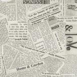 Newsprint Spackle