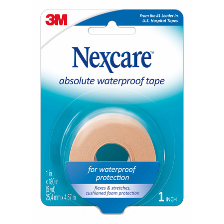 Nexcare Absolute Waterproof Tape 25Mm X 4.5 M