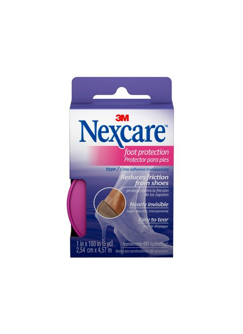 Nexcare Foot Protection Tape 25 X 4.5 Mm