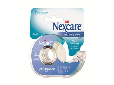 Nexcare Gentle Paper Tape 789 19Mmx7.3 M