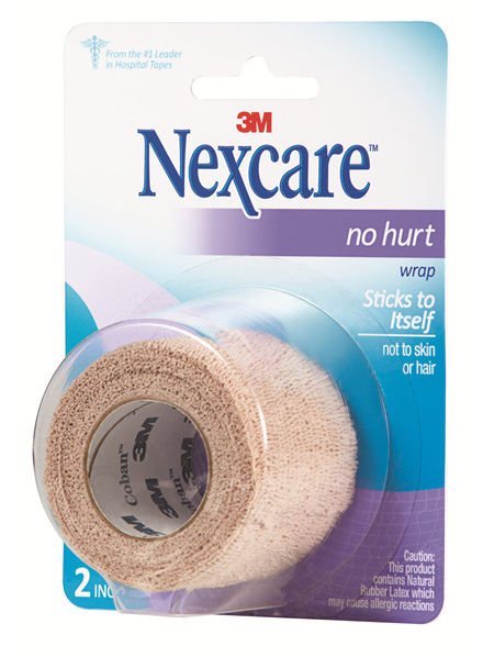 Nexcare No Hurt Wrap 50 Mm X 2 M