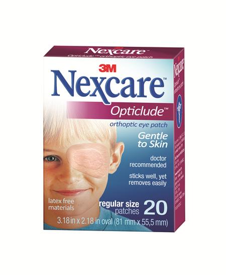 Nexcare Opticlude Reg 20/Box