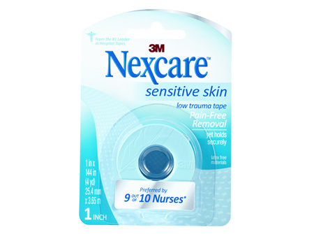 Nexcare Sensitive Skin Tape 25 Mm X 3.65 M