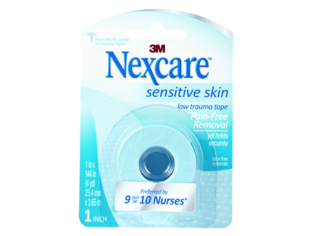 Nexcare Sensitive Skin Tape 25 Mm X 3.65 M