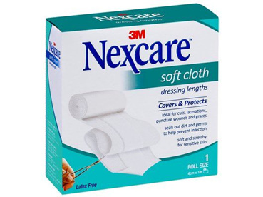 Nexcare Soft Cloth Dressing