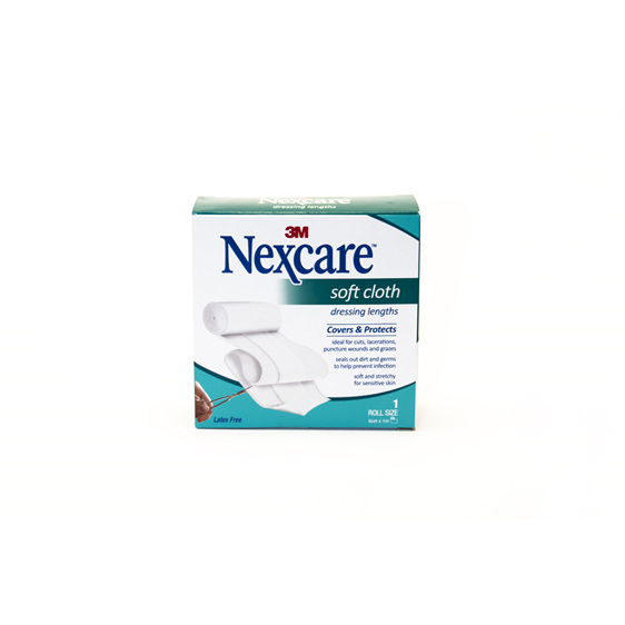 Nexcare Soft Cloth Roll