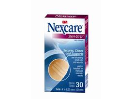 Nexcare Steri-Strip (6 X 100Mm) 30 Slv/Box