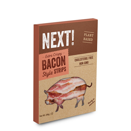 NEXT! Bacon Style Strips 200g