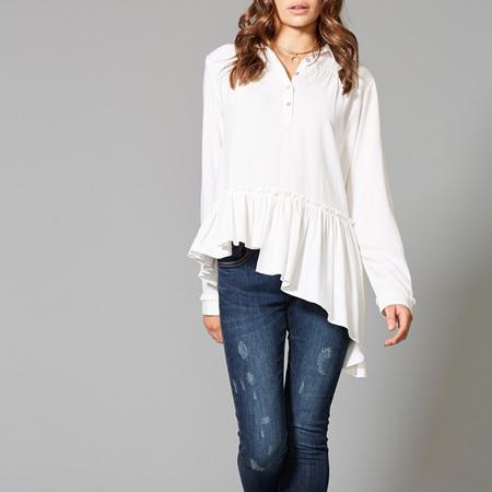 Nez Shirt - White