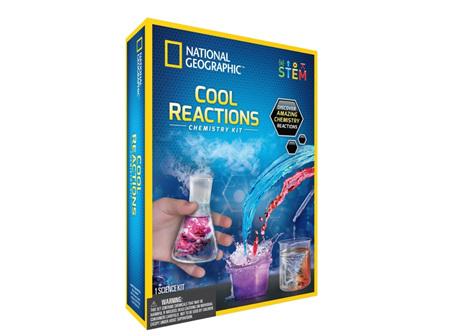 NG Cool Reactions Chemistry Kit