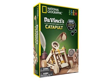 NG DaVinci Inventions - Catapult