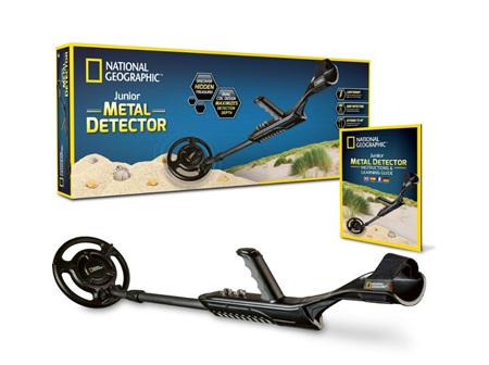 NG Junior Metal Detector