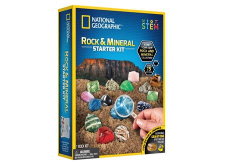 NG Rock & Mineral Starter Kit