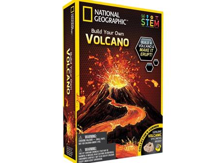 NG Volcano Science