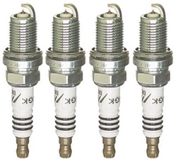 NGK BKR5EIX-11 IX Iridium Plug - Set of 4 BP 1800 (MX-5)