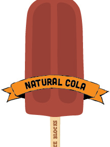 Nice Blocks - Natural Cola