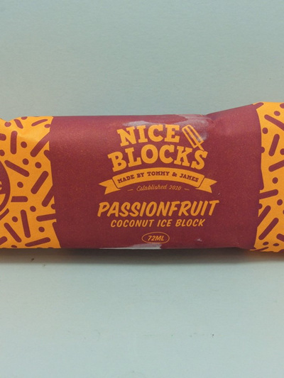 Nice Blocks - Passionfruit
