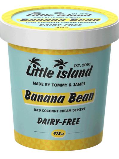 Nice Cream - Banana Bean (475ml Tub)