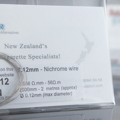 Nichrome Wire - 2 Metre Length  - 50% OFF Whilst stocks last - Clearance