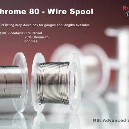 Nichrome Wire - Spool