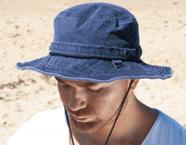 NICK BLUEWASH HAT