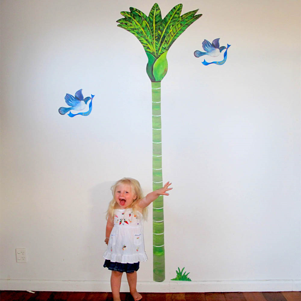 Growth chart wall decal geenschuldenfo Choice Image