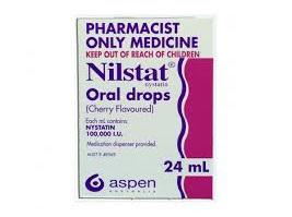 NILSTAT ORAL DROPS 24ML