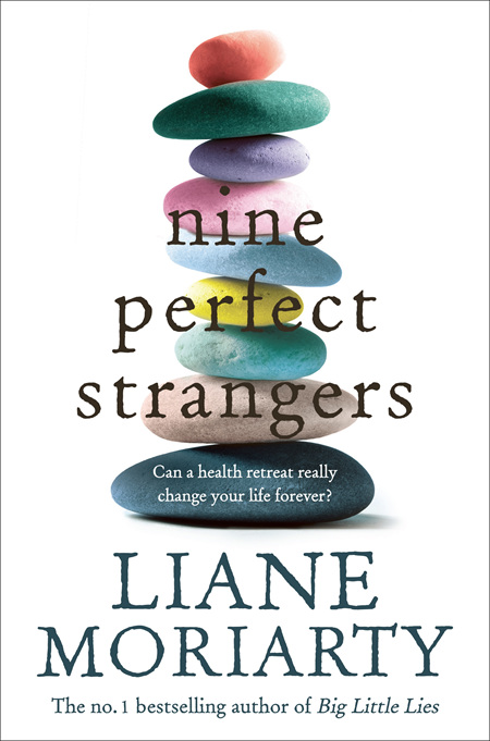 Nine Perfect Strangers (PRE-ORDER ONLY)