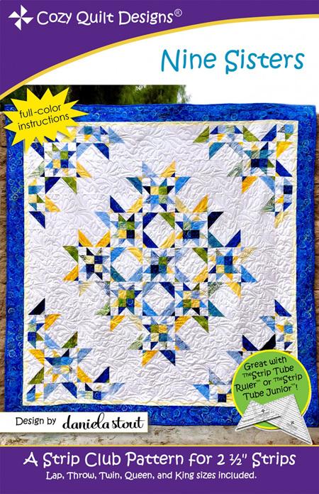 Nine Sisters Quilt Pattern