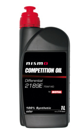 Nismo Competition Oil 2189E 75W140 - 1ltr