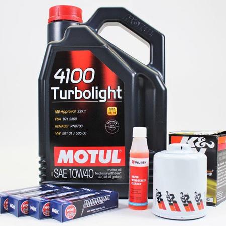 Nissan S13 SR20 DET Service Pack - Semi Synthetic