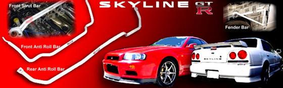 Nissan Skyline R33/R34