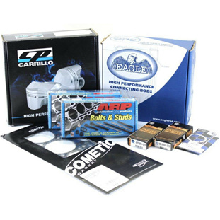 Nissan SR20 Engine Package - CP Pistons, Eagle Rods, ARP Stud Kits & Cometic Head Gasket 1.3mm