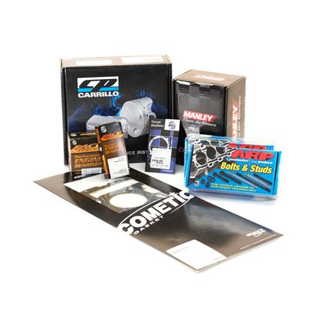 Nissan SR20 GTiR Engine Rebuild Package - CP Pistons & Manley Rods
