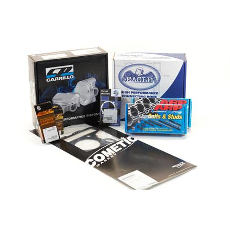 Nissan SR20 GTiR Engine Rebuild Package - CP Pistons & Eagle Rods