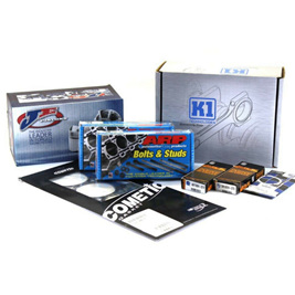 Nissan SR20 GTiR Engine Rebuild Package JE Pistons & K1 Rods
