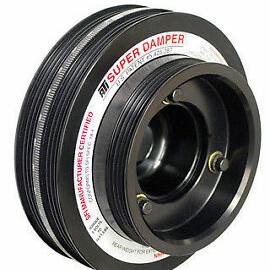 Nissan SR20 RWD Super Damper Harmonic Dampers ATI 918582