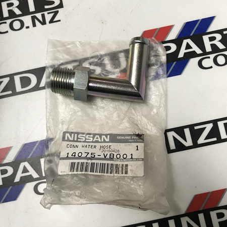 Nissan TB42 Water Connector - 14075-VB001