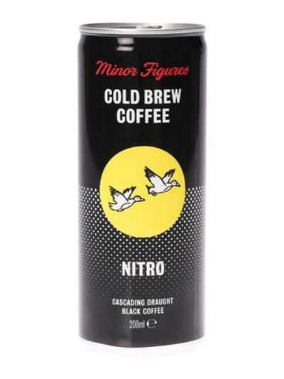 Nitro Cold Brew, Cascading Black  Coffee - 200ml