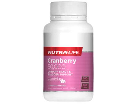 NL Cranberry 50000mg 100caps