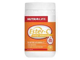NL Ester C 1500mg+Bio 1-a-day 100tb