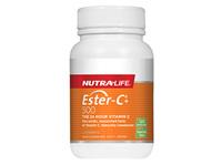 NL Ester C 500mg Lem/Lime Chews 120