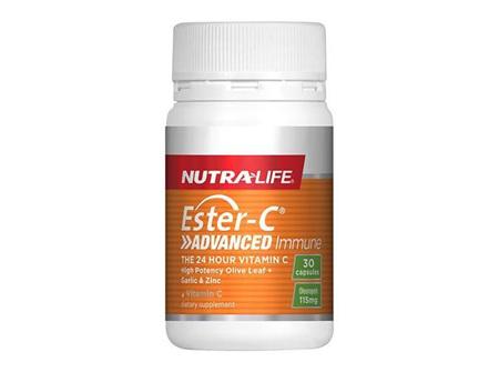 NL Ester C Advanced Immune 30c