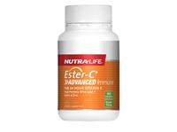 NL Ester C Advanced Immune 60c